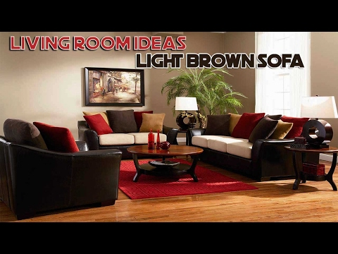 Daily Decor Living Room Ideas Light Brown Sofa