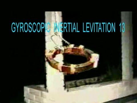 """Antigravity"" Method 13 of 15 Gyroscopic Mechanical Electromechanical Inertial centrifugal Group IV"