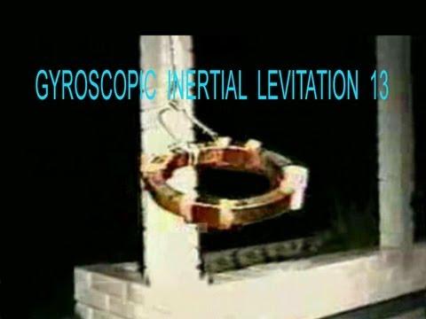 'Antigravity' Method 13 of 15 Gyroscopic Mechanical Electromechanical Inertial centrifugal Group IV