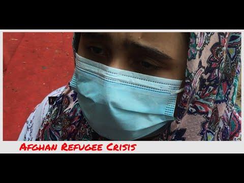 भारत में क्यूँ नहीं रहना चाहते अफ़ग़ान शरणार्थी ?  सुनिए उनकी दर्द भरी दास्ताँ.....