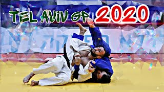 Beautiful Judo Ippons from Tel Aviv Grand Prix 2020 | Day 1