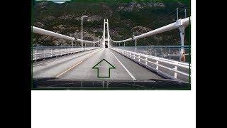 World Most Beautiful Bridge  Norway Sky Bridge Technical Construction