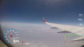 Amazing !!!!!! Speed of an Aeroplane