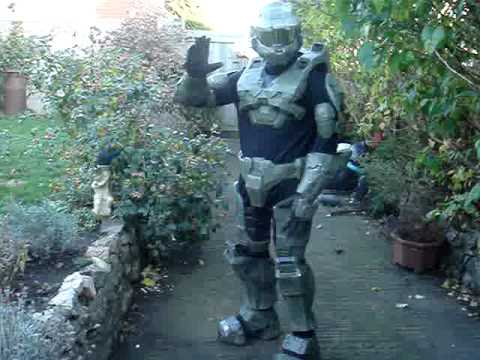 ... halo 3 master chief full size costume ... & Halo Costume For Kids Size - Best Kids Costumes