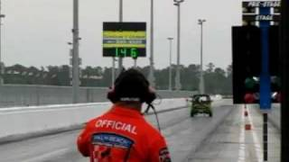 Suzuki Samurai runs a 11.26 @ 116mph at the NSCRA Round 2: Spring Bash! Thumbnail