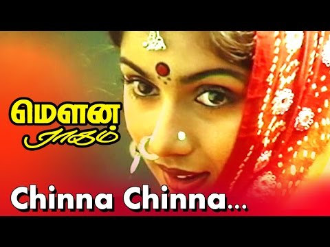 Chinna Chinna Vanna Kuyil...  Tamil Evergreen Movie  Mouna Ragam  Movie Song