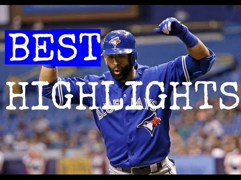 Jose Bautista Ultimate 2015 Highlights