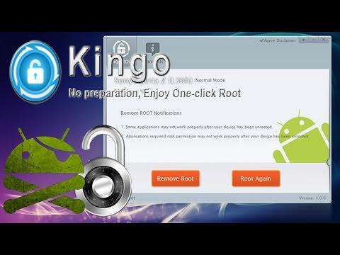 Android Rooten Mit Kingo (Deutsch/German)