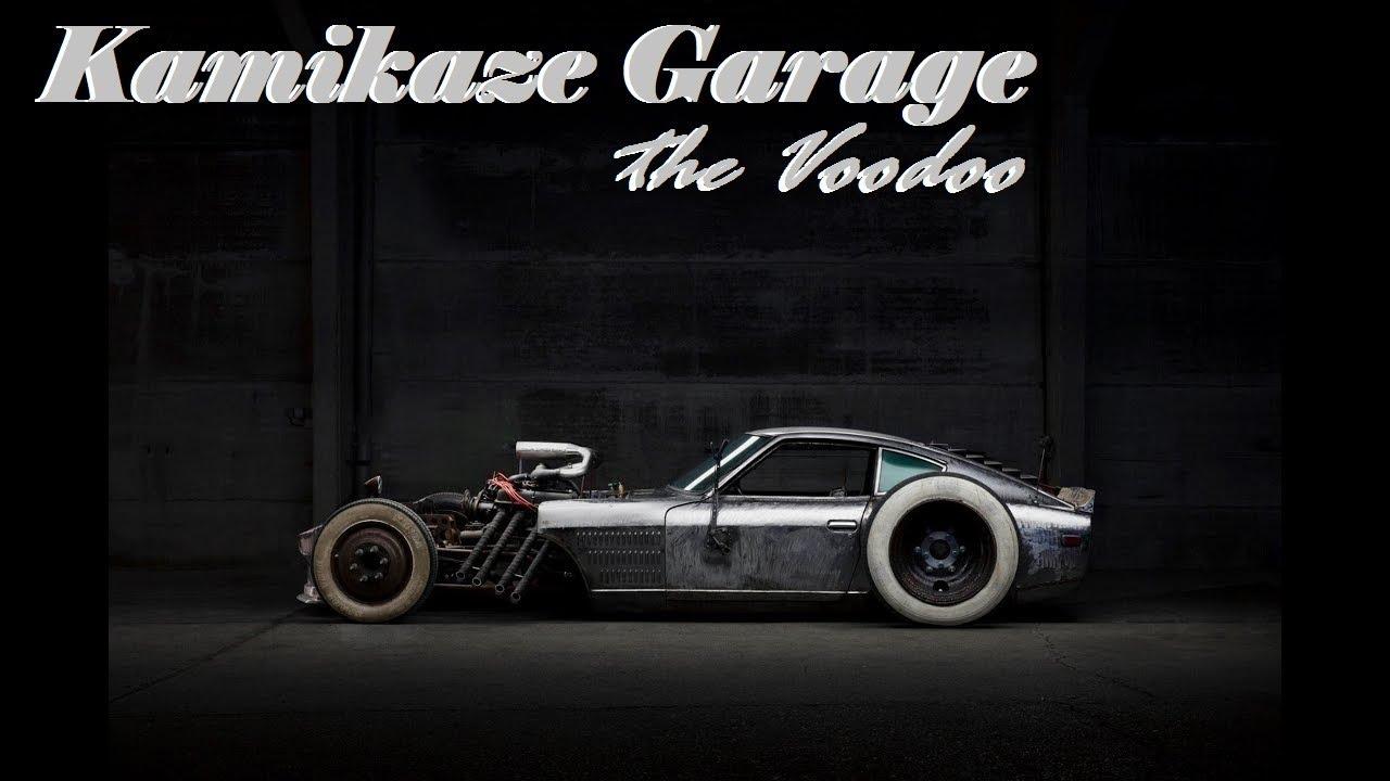Maxresdefault on Datsun V8 Engine