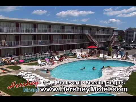 Hershey Motel Seaside Heights Jersey S Vacation