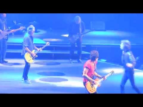 The Rolling Stones-  Midnight Rambler (with Mick Taylor), Live @ Perth, 29.10.2014