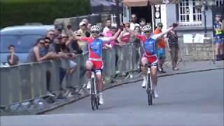 LA COURSE CYCLISTE DAMES DE CALAN 2019