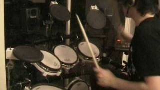 Drum Cover Of Rough Landing Holly By Yellow Card