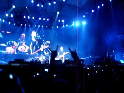 Metallica - Nothing Else Matters (Live - CAM) (Caracas, Venezuela, Marzo 2010)