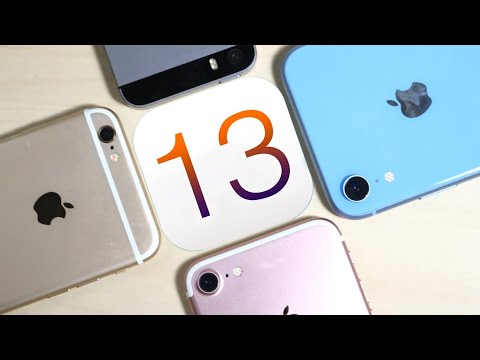 WATCH THIS BEFORE UPDATING TO iOS 13!