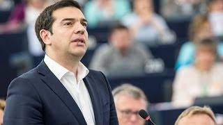 Tsipras appeals directly to Parliament