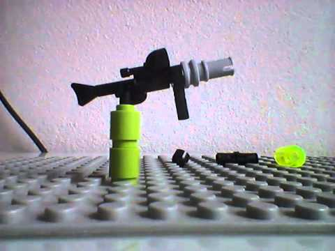 lego star wars waffen bauen youtube. Black Bedroom Furniture Sets. Home Design Ideas