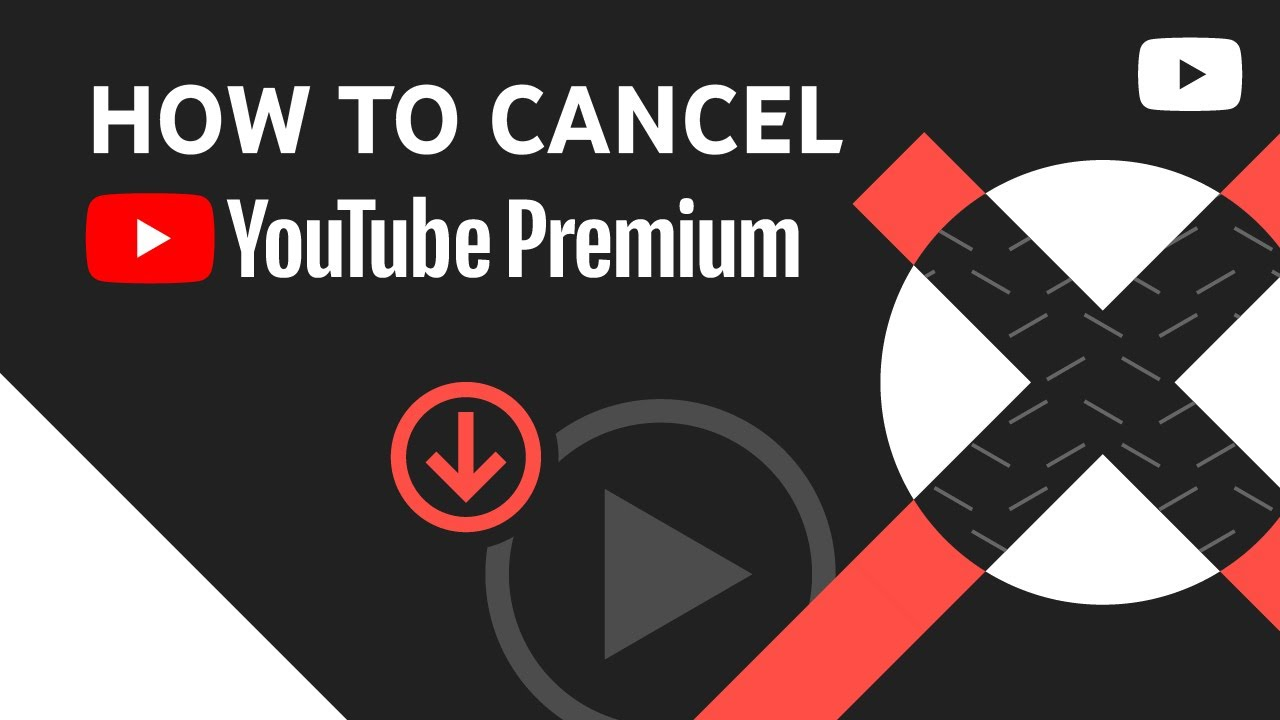 How To Cancel Your Youtube Premium Or Youtube Music Premium Membership Youtube