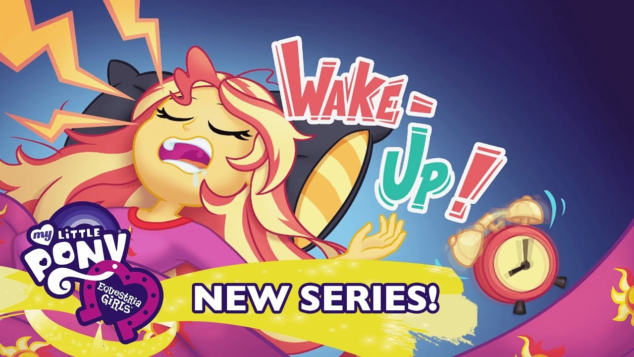 'Wake-Up Shake-Up' ???? You Choose the Ending | MLP: Equestria Girls Season 2