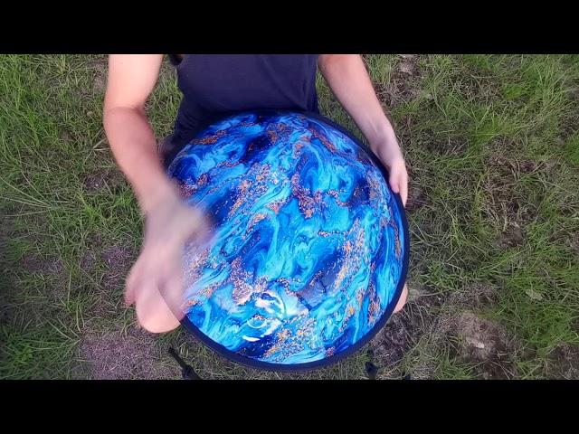 Colored Handpans ! | Novapans Handpans