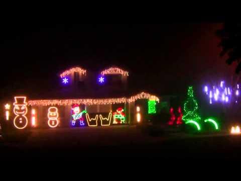 METALLICA Luzes de Natal