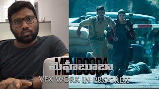 Mehbooba VFX | Puri Jagannadh | Akash Puri | Neha Shetty