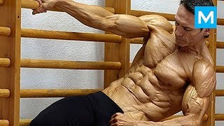 Most Shredded Man in the World - Helmut Strebl | Muscle Madness
