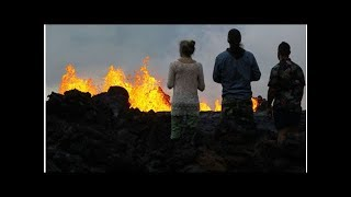 ༊Hawaii volcano lava photos: How taking a PICTURE could cost Kilauea tourists THOUSANDS
