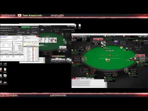 Чемпионат мира по онлайн покеру. Sunday Mlillion $215, $10 Mln+ Gtd.