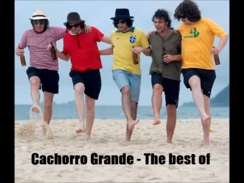 Cachorro Grande (The Best Of Cachorro Grande - 2013) -  full álbum