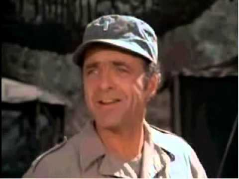 One of my favorite quotes from M*A*S*H