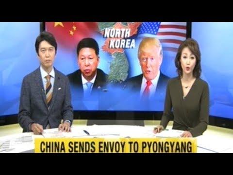 China Sends Presidential Envoy To North Korea!