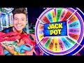 Beating Every Game in an Arcade - *Jackpot Challenge*