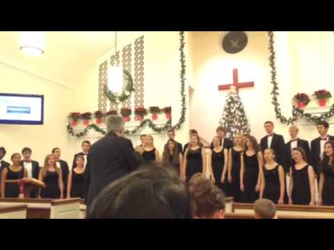 Quakertown Community High School Varsity Singers 2014: Have Yourself A Merry Little Christmas
