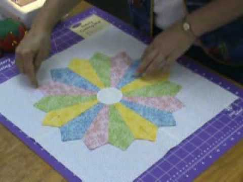 Dresden Plate Quilt 4 Youtube