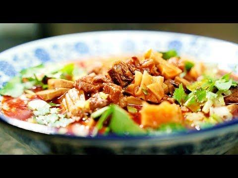 【火哥的菜】四川名小吃牛肉面,每家有不同做法,火哥教你商业版详细步骤