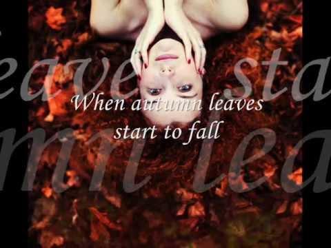 Eva Cassidy - Autumn leaves lyrics