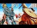 BF5 Versus BF1 ALL GUNS COMPARED | Battlefield 5 VS Battlefield 1 (WHO WON?)