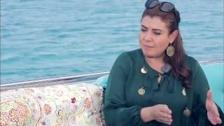 فيديو شاهد برنامج رامز قرش البحر الحلقة الثامنة عشر نشوى مصطفى