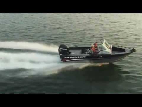 TRACKER Boats: 2013 Targa V-18 WT Deep V Fishing Boat