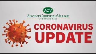 April 23, 2020, COVID-19 (coronavirus) update