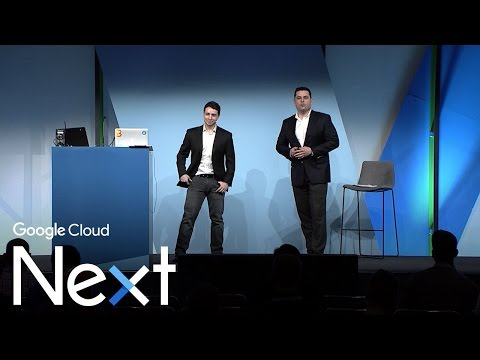 A GCP developer's guide to building real-time data analysis pipelines (Google Cloud Next '17)