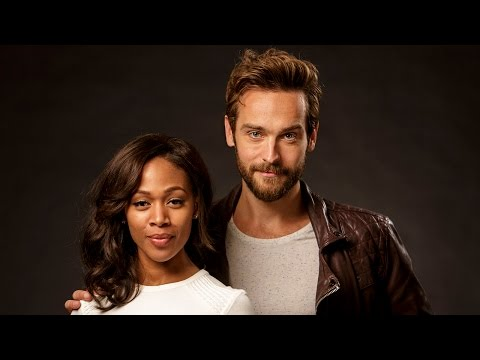 'Sleepy Hollow's' Tom Mison, Nichole Beharie on love, death and monsters