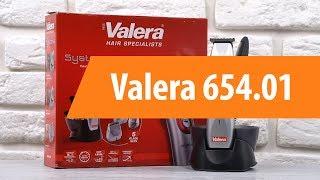 машинка для стрижки волос Valera 654.01 обзор
