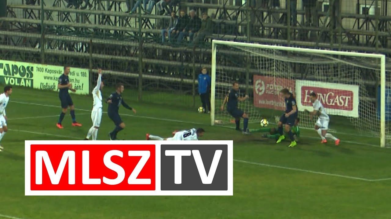 BFC Siófok - Soroksár SC |2-1 (1-0) | Merkantil Bank Liga NB II.| 16. forduló |