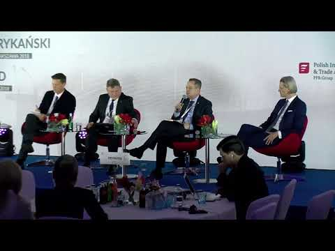 What's next in Polish-American economic relations? at the U.S.-Poland Business Summit 2018