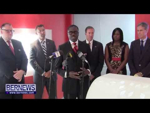 Digicel Business Solutions Centre Opens, Sept 12 2013