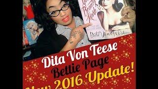 DITA VON TEESE to BETTIE PAGE to ELVIRA & MORE!