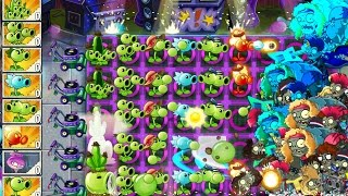 Plants vs Zombies 2 Greatest Hits Epic Hack - Level 212 - Peas Be With You
