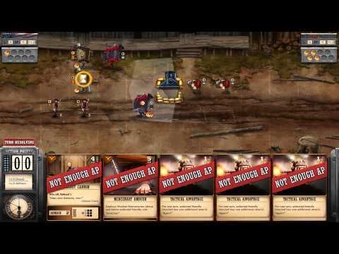 Let's Play: Ironclad Tactics p18 - Zebulon! |